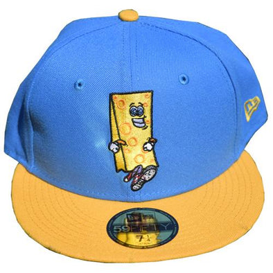 Jersey Shore BlueClaws Cheese Fitted