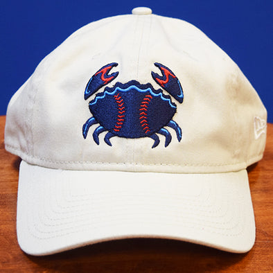 Jersey Shore BlueClaws Road Logo Adjustable Cap