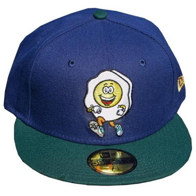 Jersey Shore BlueClaws Egg Fitted