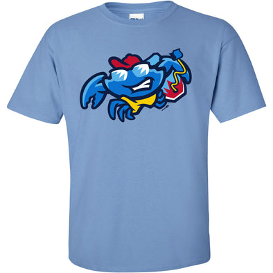 Jersey Shore BlueClaws BP Logo Tee