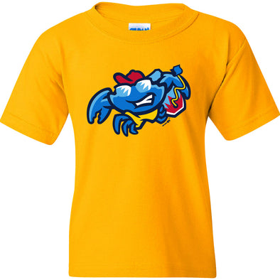 Jersey Shore BlueClaws Youth BP Logo Tee