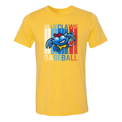 Jersey Shore BlueClaws Bar Tee