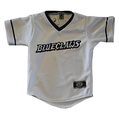 Lakewood BlueClaws Toddler Jersey