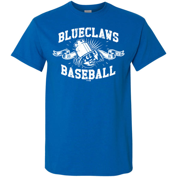 Jersey Shore BlueClaws Beacon Tee