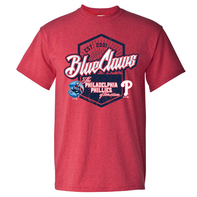 Lakewood BlueClaws Practical Tee