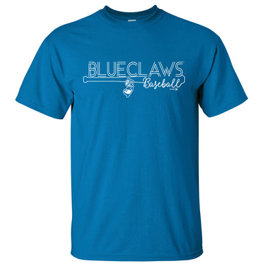 Lakewood BlueClaws Youth Wheels Tee