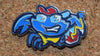 Jersey Shore BlueClaws Logo Lapel Pin