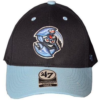 Lakewood BlueClaws Kickoff Stretch Fit Cap