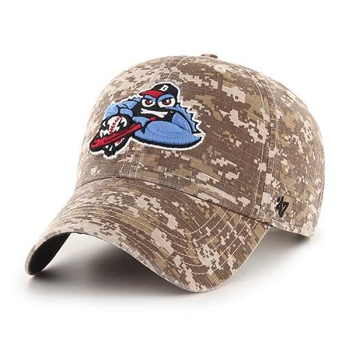 Lakewood BlueClaws Operation Hat Trick Cap