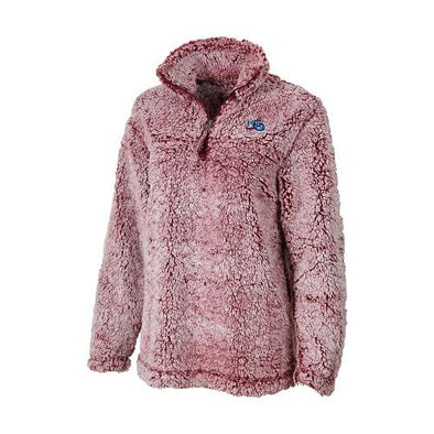 Lakewood BlueClaws Women's Sherpa Pullover