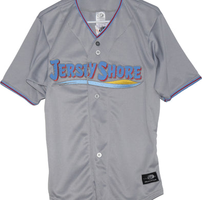 Jersey Shore BlueClaws Road Replica Jersey
