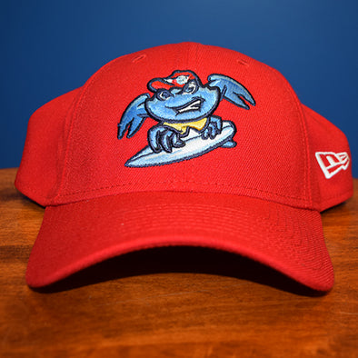 Jersey Shore BlueClaws Home Logo Stretch Cap