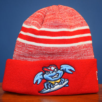 Jersey Shore BlueClaws Home Logo Knit
