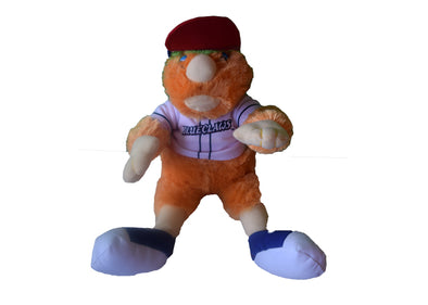 Lakewood BlueClaws Buster Doll