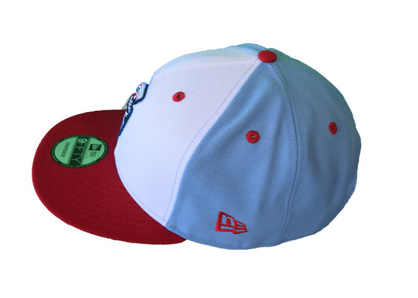 Lakewood BlueClaws State Outline Snapback