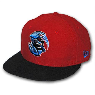 Lakewood BlueClaws Road Fitted Hat