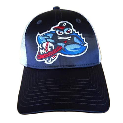 Lakewood BlueClaws Womens Satin Chic Cap