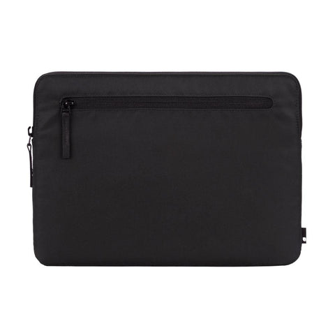 Incase Compact Sleeve in Flight Nylon for 13-inch MacBook Pro Retina / Pro - Thunderbolt 3 (USB-C) and 13-inch MacBook Air with Retina Display - Black