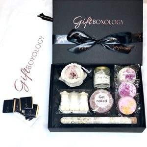 A Perfect Bath Gift Box - GiftBoxology UK