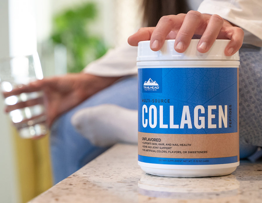 MULTI-SOURCE COLLAGEN from Trailhead Nutrition®