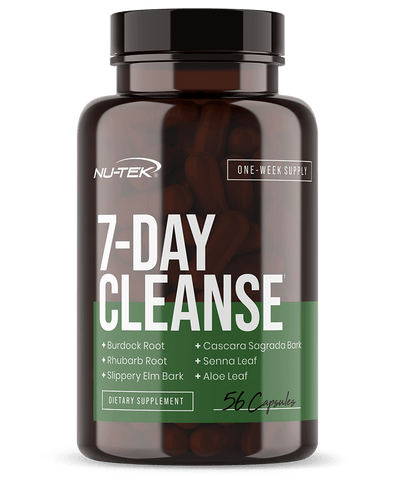 7 Day Cleanse by NU-TEK Nutrition®