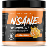 N'SANE™, CellShock Research, PRE WORKOUT