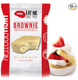 Vanilla Blondie (Box of 12), EatMeGuiltFree