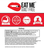 Galaxy Chocolate Brownie (Box of 12), EatMeGuiltFree