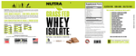 Grass Fed Whey Protein Isolate - Nutrishop Boca
