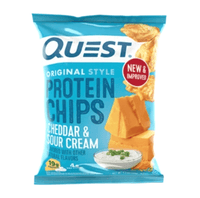 Quest Chips Box
