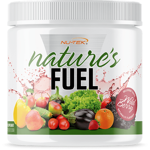NATURE'S FUEL™ POWDER, NU-TEK Nutrition