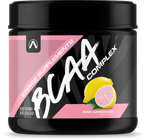 BCAA COMPLEX™ Pink Lemonade By Stance Supplements