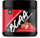 BCAA COMPLEX™ Strawberry Sour Belts By Stance Supplements
