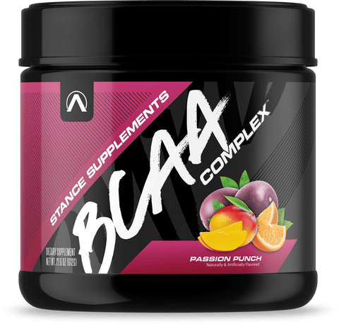 BCAA COMPLEX™ Passion Fruit By Stance Supplements