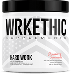 HARD WORK™, WRKETHIC Supplements, PRE WORKOUT