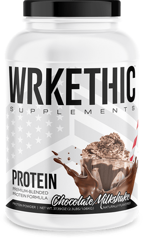 PROTEIN, WRKETHIC Supplements