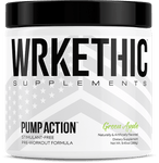 PUMP ACTION™, WRKETHIC Supplements
