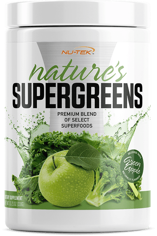 NATURE'S SUPERGREENS™, NU-TEK Nutrition