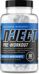 N'JECT™, CellShock Research, PRE WORKOUT
