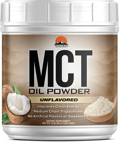 MCT Oil Powder, Trailhead Nutrition