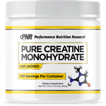 PURE CREATINE MONOHYDRATE, Performance Nutrition Research, Muscle Growth Supplements
