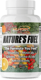 NATURE'S FUEL™ CAPSULES, NU-TEK Nutrition, VITAMINS & GENERAL HEALTH