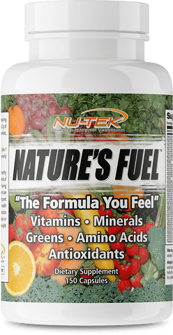 NATURE'S FUEL™ CAPSULES, NU-TEK Nutrition