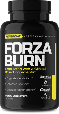 FORZA BURN™, FORZAONE Performance Nutrition