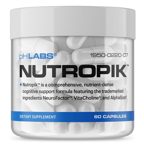NUTROPIK™, pH Labs