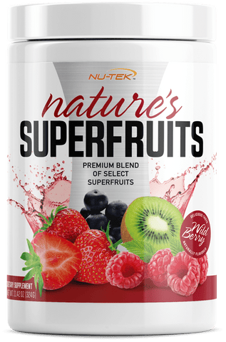 NATURE'S SUPERFRUITS™, NU-TEK Nutrition