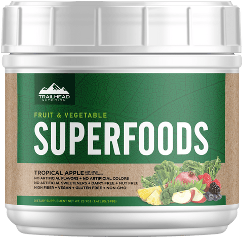 SUPERFOODS™, Trailhead Nutrition