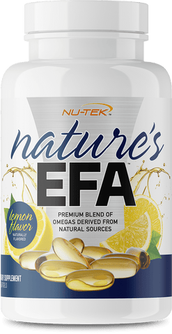 NATURE'S EFA™, NU-TEK Nutrition