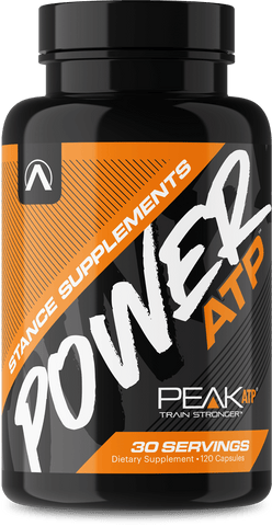 POWER ATP™, Stance Supplements, Muscle Growth Supplements