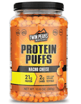 Protein Puffs Nacho Cheese, Twin Peaks Ingredients
